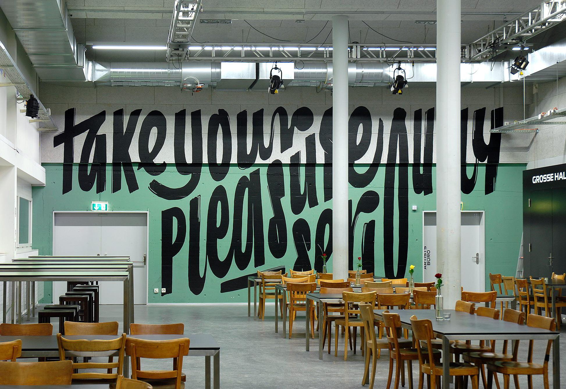 Take Your Pleasure Seriously Studio Feixen