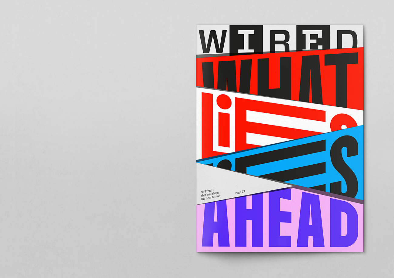 Wired Magazine Studio Feixen