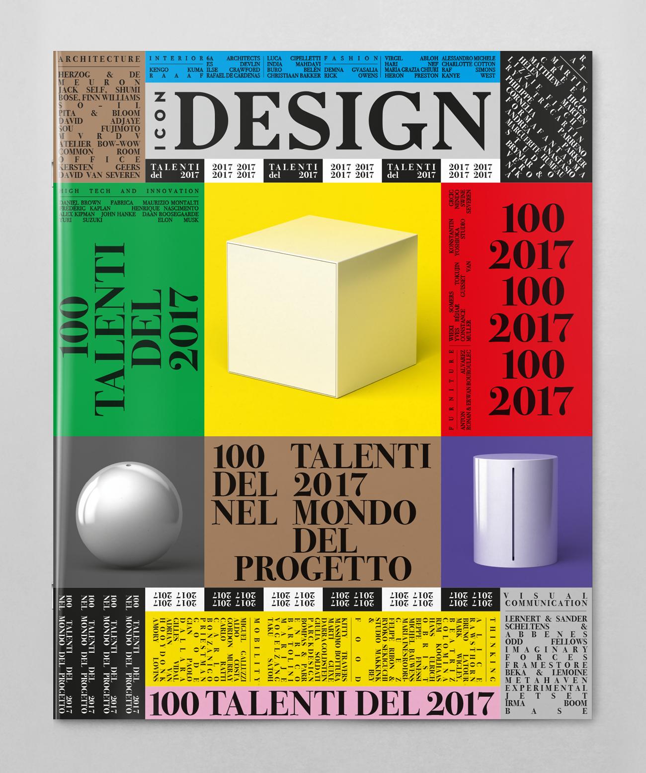 Icon Design Mag.